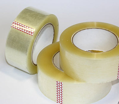 Transparent Clear Packing Tape 2 inches x 100 Meter Set