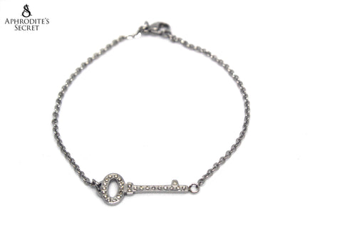 Aphrodite's Secret High Quality Stainless Steel Bracelet Key Design