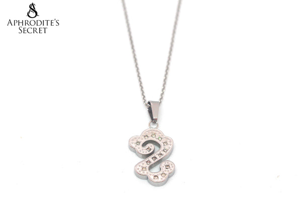 Aphrodite's Secret High Quality Stainless Steel Pendant + Necklace