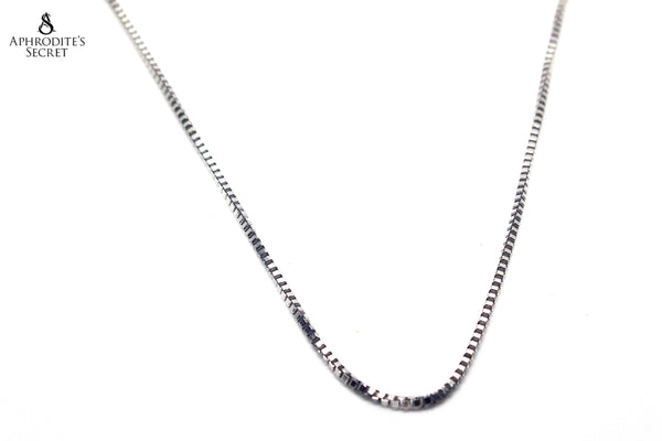 Aphrodite's Secret Stainless Steel High Quality Necklace  Long Classic Design