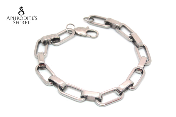 Aphrodite's Secret High Quality Stainless Steel Bracelet  Unisex Classic Chains Design