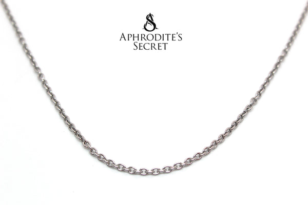 High Quality Stainless Steel Necklace Interlocking circles Bulgari inspired design