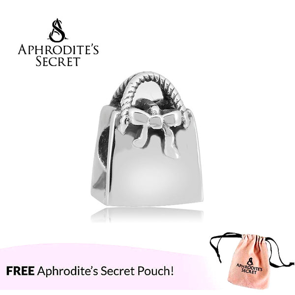 Aphrodite's Secret High Quality Lady's Bag Design (Pandora Inspired) Stainless Steel