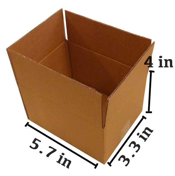 20 PCS Corrugated Box (14.5 x 8.5 x 10.5 cm)