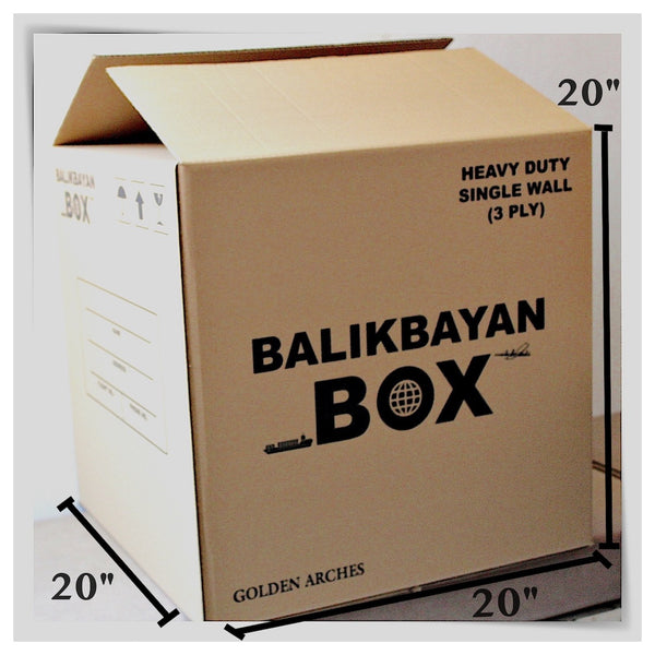 3-PLY Single Wall Balikbayan Box