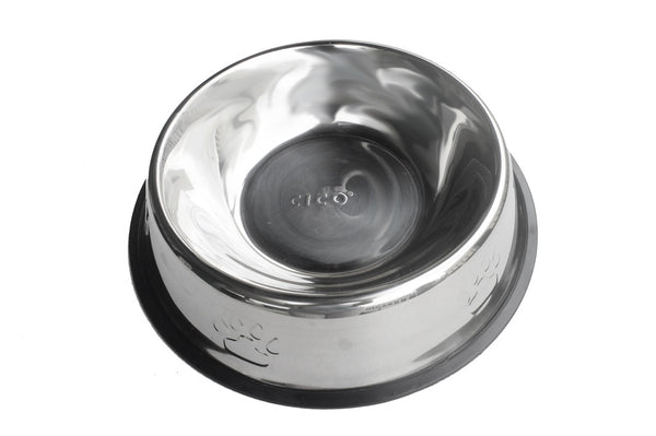 High Quality Dog Bowl Stainless Steel (26cm)