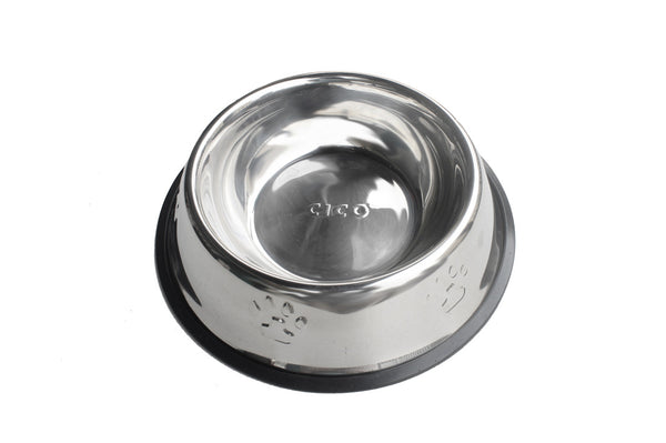 High Quality Dog Bowl Stainless Steel (22cm)