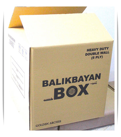 5-PLY Double Wall Balikbayan Box