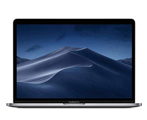 "Apple MacBook Pro (13"" Retina, Touch Bar, 2.3GHz Quad-Core Intel Core i5, 8GB RAM, 256GB SSD) - Space Gray (Latest Model)"