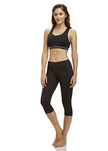 Marika Women's Carrie Slimming Capri Legging