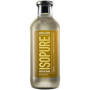 Nature's Best Isopure Ready-to-Drink, Lemonade, 12 Count