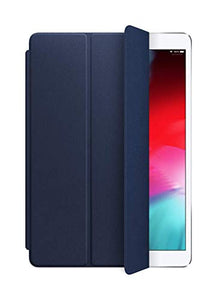 Apple Leather Smart Cover (for iPad Pro 10.5-inch)  - Midnight Blue
