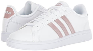 adidas Performance Women's CF Advantage W, White/Vapour Grey/White, 7.5 M US