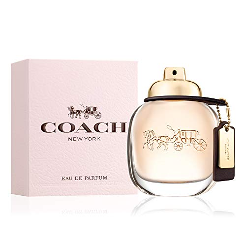 Coach New York Eau De Parfum Spray for Women, 1.7 Ounce
