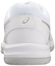 Load image into Gallery viewer, ASICS Gel-Dedicate 5 Women's Tennis Shoe, White/Silver, 7 M US