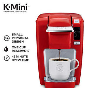 Keurig K15 Coffee Maker - Chili Red