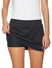Load image into Gallery viewer, Nike Women's Pure Skirt, Black/White MD