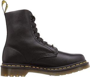Dr. Martens, Women's 1460 Pascal 8-Eye Leather Boot, Black, 7 US Women