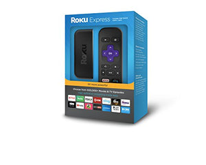 Roku Express | 5X More Powerful HD Streaming