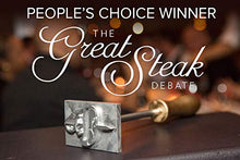 Load image into Gallery viewer, Chicago Steak Angus Steak Set - Have a Taste of Prime Beef! – Gourmet Food Sampler – 8 Cuts/16 Burger Patties - Includes Filet Mignon Steaks, Sirloin, Ribeye, Flat Iron Steak, Marinated Chicken