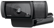 Load image into Gallery viewer, Logitech HD Pro Webcam C920, Widescreen Video Calling and Recording, 1080p Camera