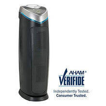 "Load image into Gallery viewer, GermGuardian AC4825 22"" 3-in-1 Full Room Air Purifier, True HEPA Filter, UVC Sanitizer, Home Air Cleaner Traps Allergens, Smoke, Odors, Mold, Dust, Germs, Pet Dander, 3 Yr Warranty Germ Guardian"