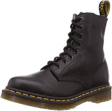 Load image into Gallery viewer, Dr. Martens, Women's 1460 Pascal 8-Eye Leather Boot, Black, 7 US Women