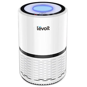 LEVOIT LV-H132 Air Purifier with True Hepa Filter, Odor Allergies Eliminator