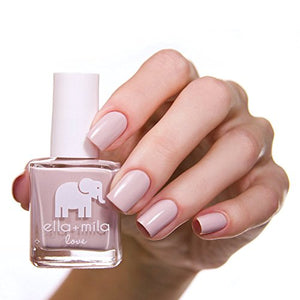 ella+mila Nail Polish, Love Collection - Honeymoon Bliss
