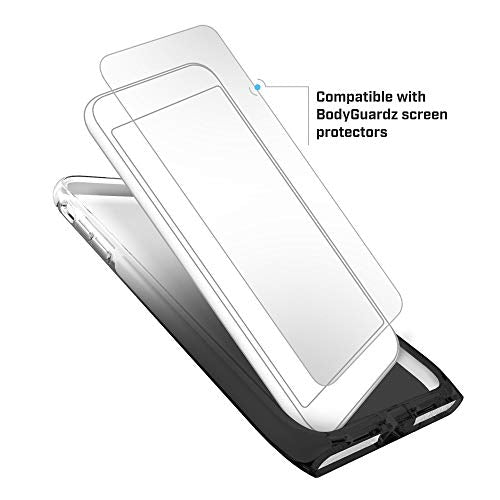 competitive price 7fbbe e4ba9 BodyGuardz - Harmony Case for Apple iPhone 7/8, Extreme Impact and Scratch  Protection for iPhone 7 / iPhone 8 (Shade)
