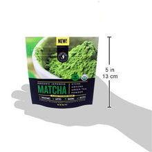 Load image into Gallery viewer, Jade Leaf Matcha Green Tea Powder - USDA Organic, Authentic Japanese Origin - Classic Culinary Grade