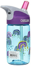 Load image into Gallery viewer, CamelBak eddy Kids BPA Free Water Bottle 12 oz, Glitter Rainbows