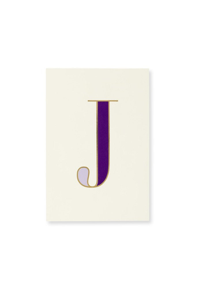 Kate Spade New York Initial Notepad (J)