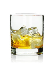 Load image into Gallery viewer, Rock Style Old Fashioned Whiskey Glasses 11 Ounce, Short Glasses For Camping/Party,Set Of 6