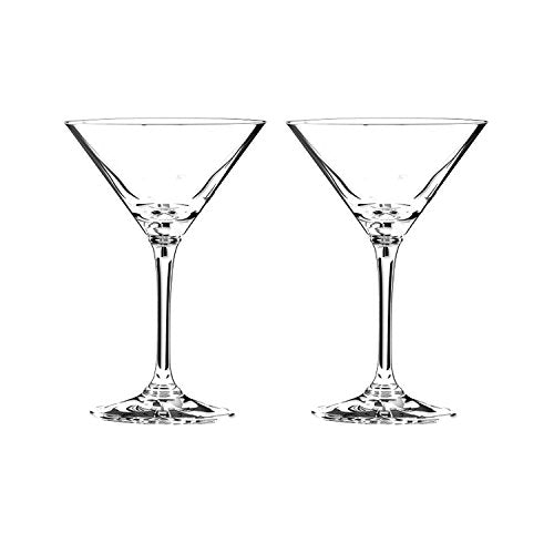 Riedel VINUM Martini Glasses, Set of 2
