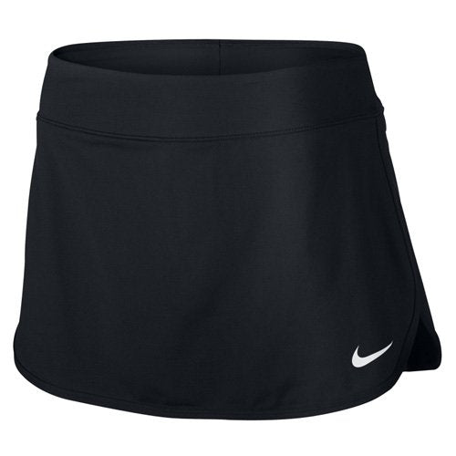 Nike Women's Pure Skirt, Black/White MD