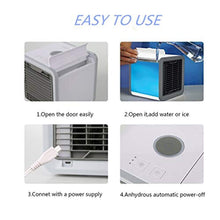 Load image into Gallery viewer, Yalt Air Cooler Portable Mini air Conditioner air Conditioning aire acondicionado portatil Mini Cooler Cooling