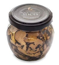Load image into Gallery viewer, TruffleHunter Black Truffle Slices/Carpaccio (2.82 Oz) - Preserved Black Tuber Aesitvum
