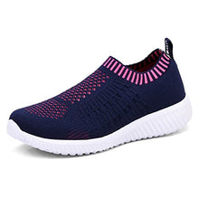 Load image into Gallery viewer, TIOSEBON Women's Athletic Walking Shoes Casual Mesh-Comfortable Work Sneakers