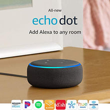Load image into Gallery viewer, All-new Echo Dot (3rd Gen) - Smart speaker with Alexa - Charcoal