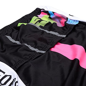 SUNVP Cycling Sports Jersey Quick Dry Long Sleeve Breathable Bicycle Clothing