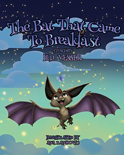 The Bat That Came To Breakfast: Bart The Bat Volume 1
