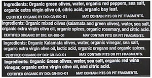 Mario Camacho Olive Gift Box, 6.25 oz, (Pack of 4)