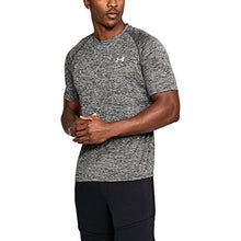Load image into Gallery viewer, Under Armour Men's Tech Short Sleeve T-Shirt, Black /White, Large