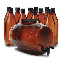 Load image into Gallery viewer, Mr. Beer 2 Gallon Homebrewing Craft Beer Equipment Kit