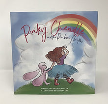 Load image into Gallery viewer, Pinky Chenille and the Rainbow Hunters: A Whimsical Rhyming Picture Book for Kids Age 3-5