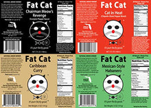 "Load image into Gallery viewer, Fat Cat - ""Heat Lovers"" 4 PACK Variety Pack sold by Fat Cat Gourmet Foods"