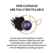 Load image into Gallery viewer, Nespresso Capsules VertuoLine, Espresso Variety Pack, Medium and Dark Roast Espresso Coffee, 50 Count Coffee Pods, Brews 1.35 oz