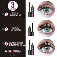 Load image into Gallery viewer, 3D Fiber Lash Mascara by Mia Adora - Premium Formula with Highest Quality Natural & Non-Toxic