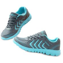Load image into Gallery viewer, Fashion Brand Best Show Women's Mesh Breathable Light Weight Running Shoes (7 B(M) US, Dark Gray)